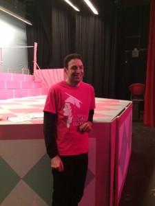 Adam Schoenbart: the Man Behind the Drama Club's Spring Production