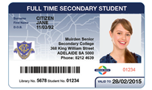 The current should student id s be mandatory for University id card template
