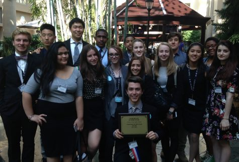 OHS JSA Wins Chapter of the Year