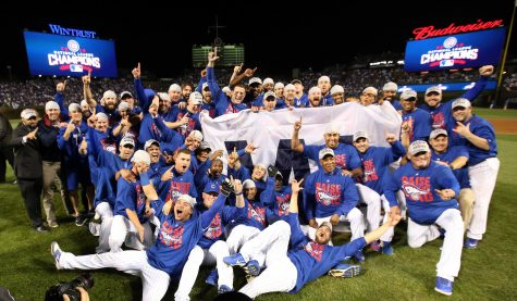 The Cubs are World Series Champions