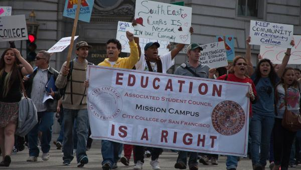 San Francisco: The First City to Provide Free Community College