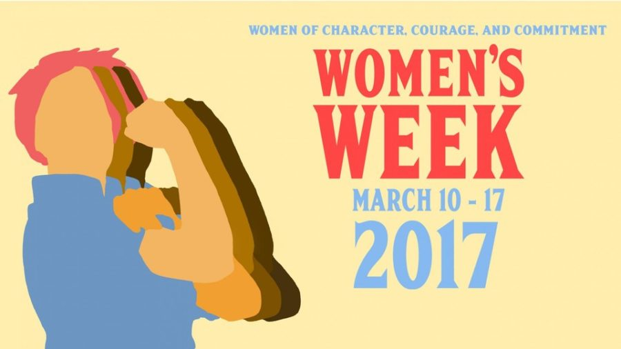 Past and Present: Women's History Month of March