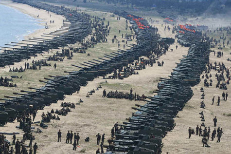 Is War With North Korea In Our Future?