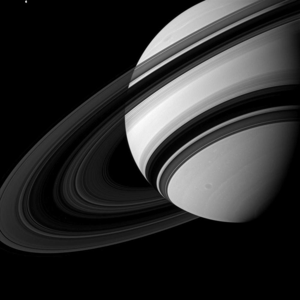 Cassini's Epic Journey to Saturn