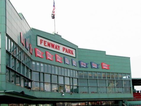 Controversy at Fenway Park
