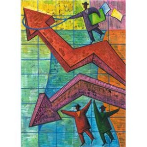 Stock Market Suggests Stronger Economic Outlook