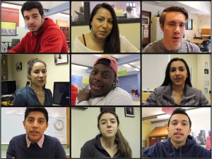 Students Speak: Pledge of Allegiance (VIDEO)