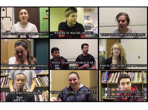 Students Speak: General Knowledge Questions (VIDEO)