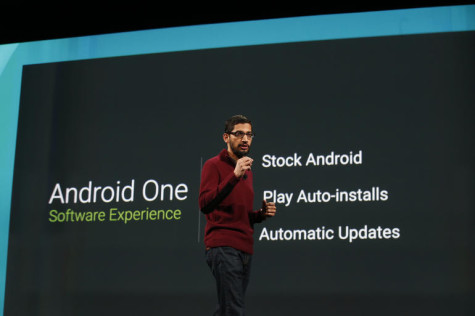 Google's Newest Product: The Android One