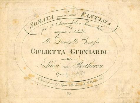 "The Maestro's Corner: Beethoven's ""Moonlight Sonata"""