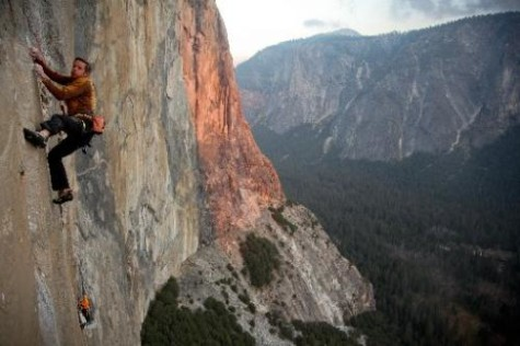 Caldwell and Jorgeson's Historic Victory Over the Dawn Wall