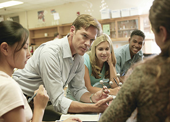There are several characteristics that comprise a good teacher.