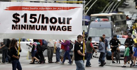 Controversy Over $15 Hour Minimum Wage