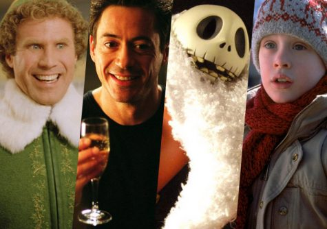 Scary Movies versus Christmas Movies, The Ultimate Showdown