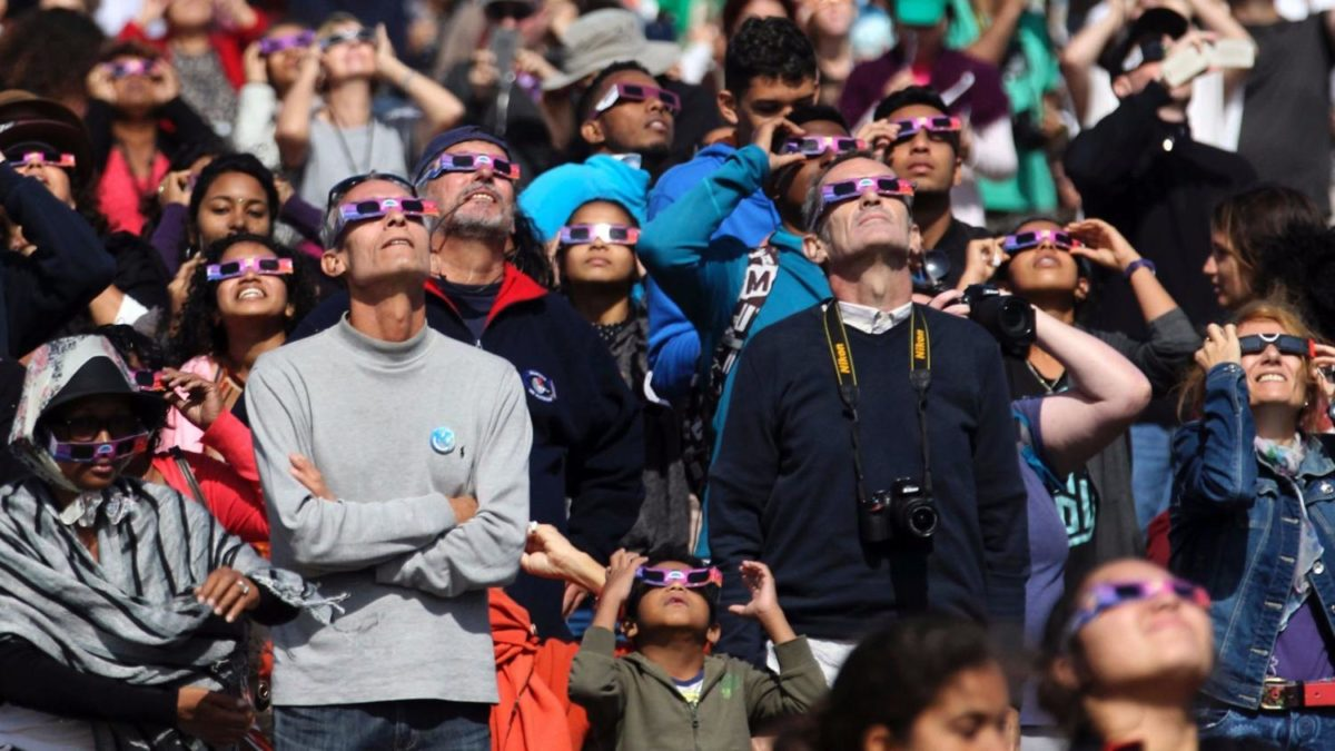 Did The Solar Eclipse Live Up To Its Hype?