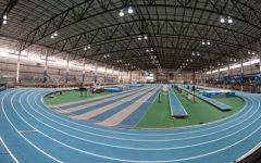 Indoor Track Begins