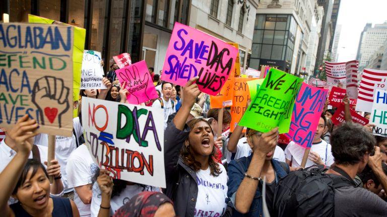 DACA vs Trump Administration