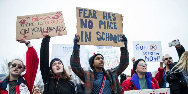 Enough is Enough- Florida School Shooting
