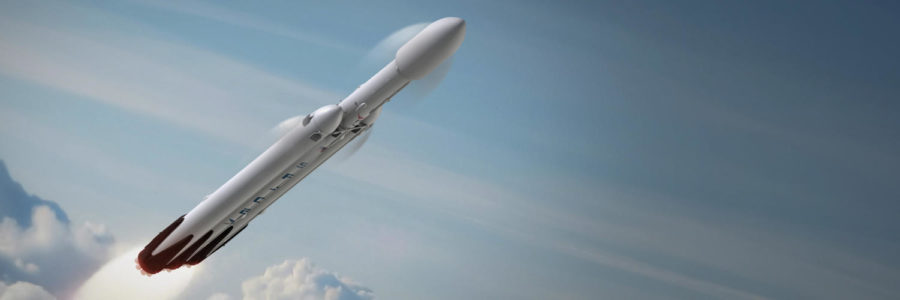 SpaceX Falcon Heavy Rocket Launch is a Success