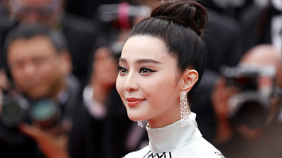 Successful Chinese Actress Fan Bingbing Reappears After Tax Evasion Scandal