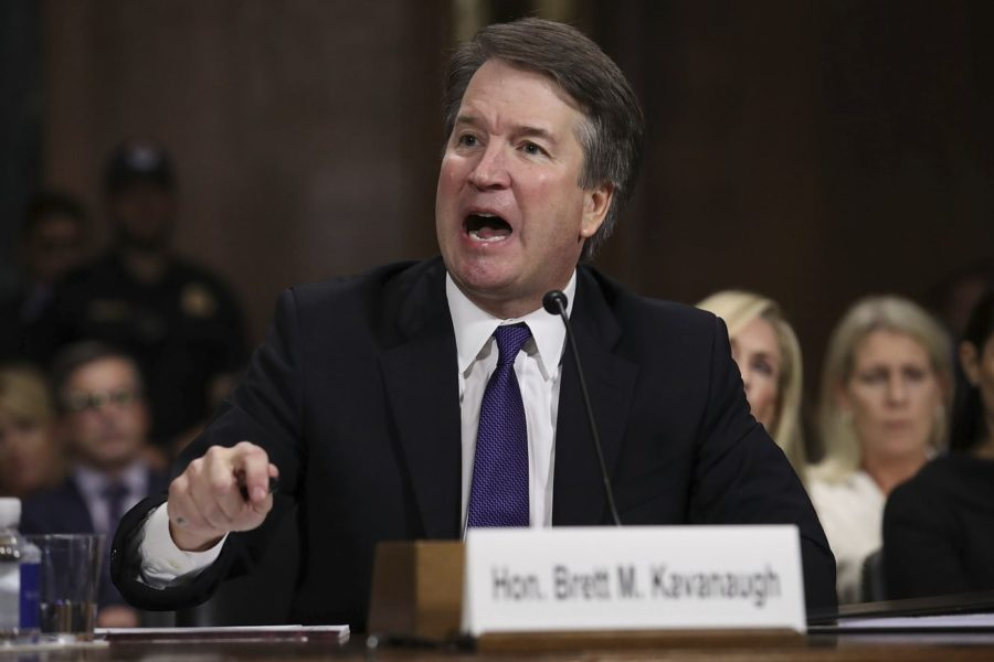 Justice Brett Kavanaugh: In or Out?