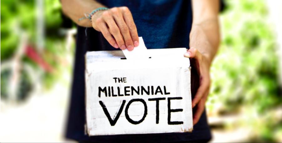 Celebrities Encourage Millennials to Vote Using Social Media