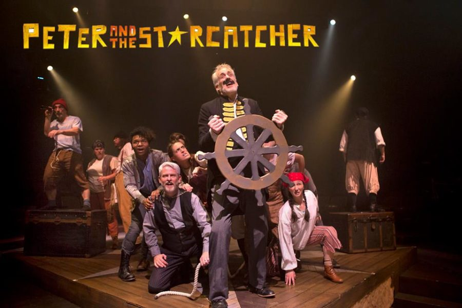 OHS Fall Play- Peter and the Starcatcher