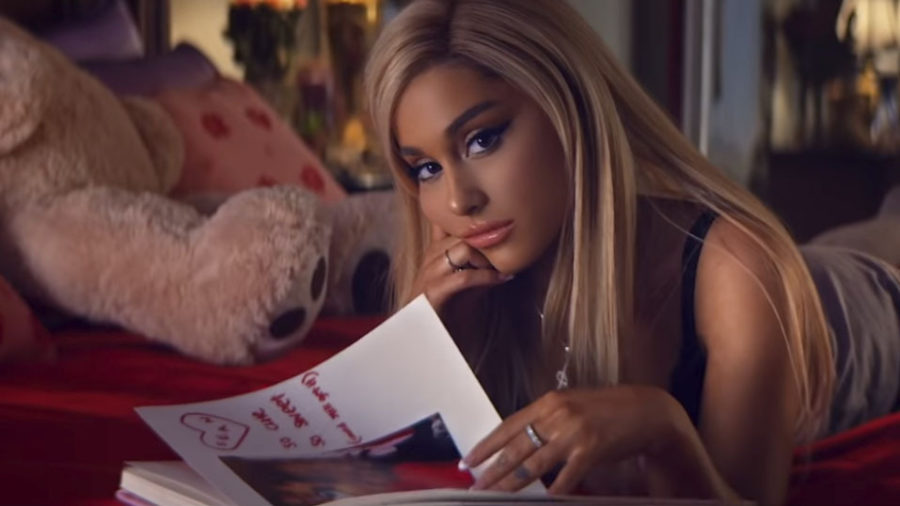 "Ariana Grande's ""thank u, next"" Makes New Spotify Streaming Record"