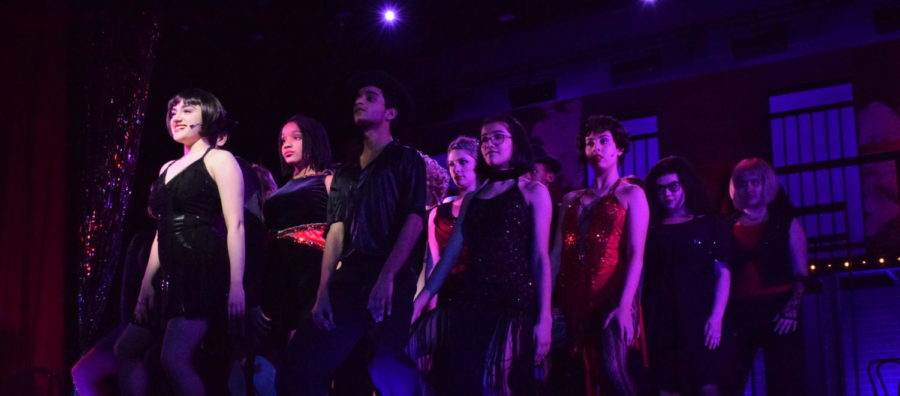 Ossining Dramas Production Of Chicago High School Edition The