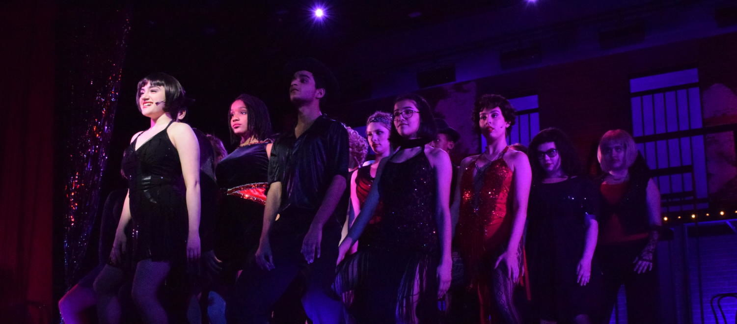 Ossining Drama´s Production of Chicago: High School Edition