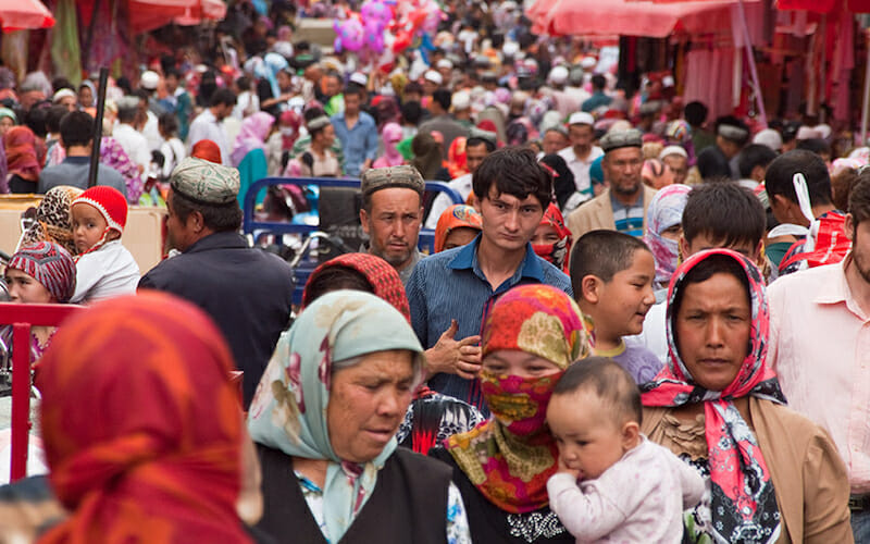 Uyghurs . . . a Forgotten People