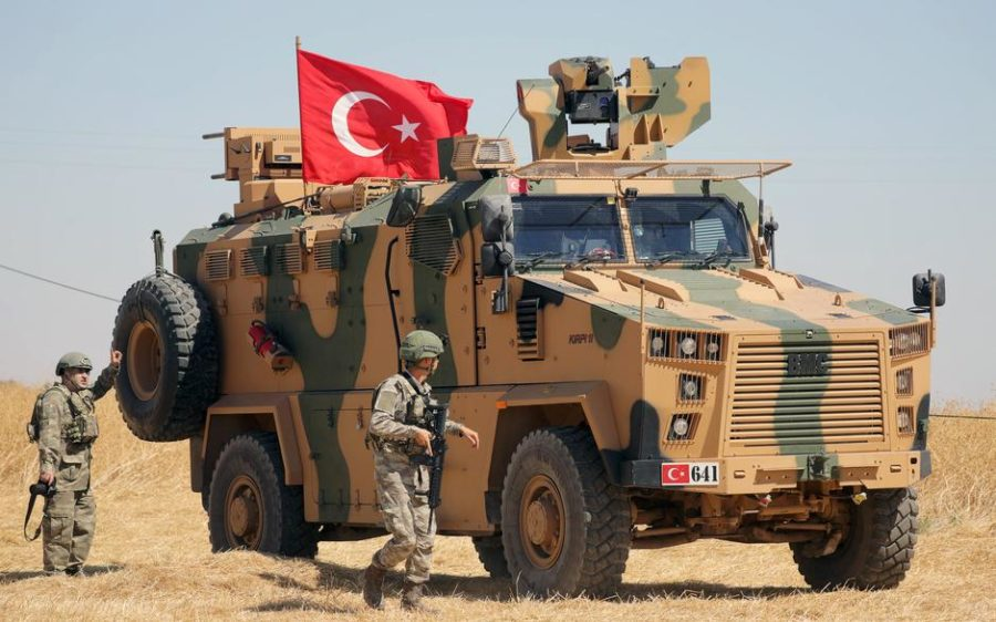 U.S. and Allies Fear Ethnic Cleansing as Turkish Incursion on Kurdish Land Continues