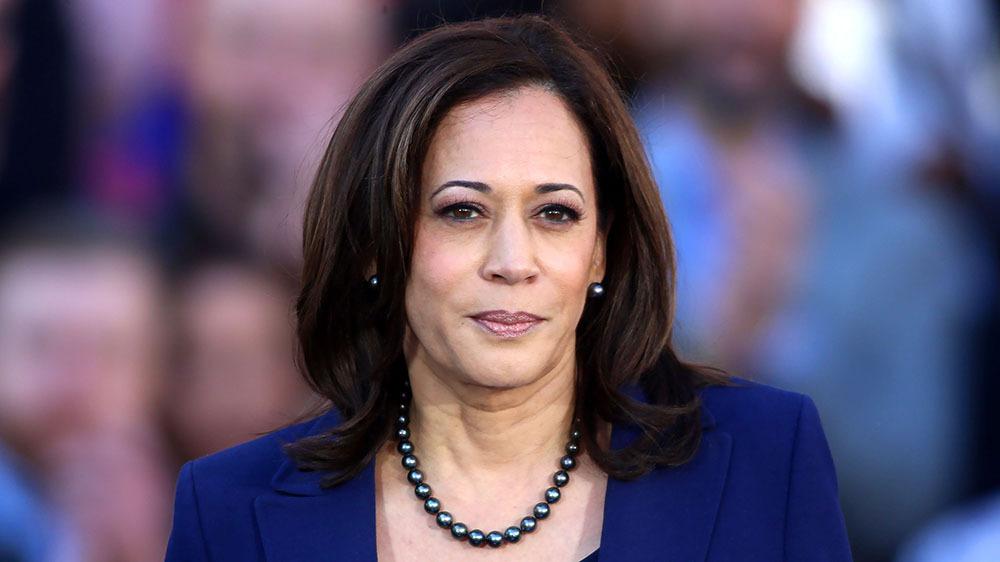 Mandatory Credit: Photo by imageSPACE/REX/Shutterstock (10075057k) Kamala Harris Democratic candidate for US President Kamala Harris, Oakland, USA - 27 Jan 2019