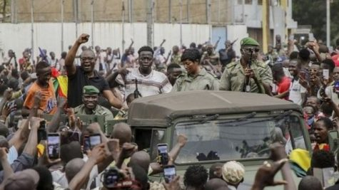 Coup in Mali: Military Personnel Despose Civilian Government, Work With Protestors to Reinstall Civilian Leadership