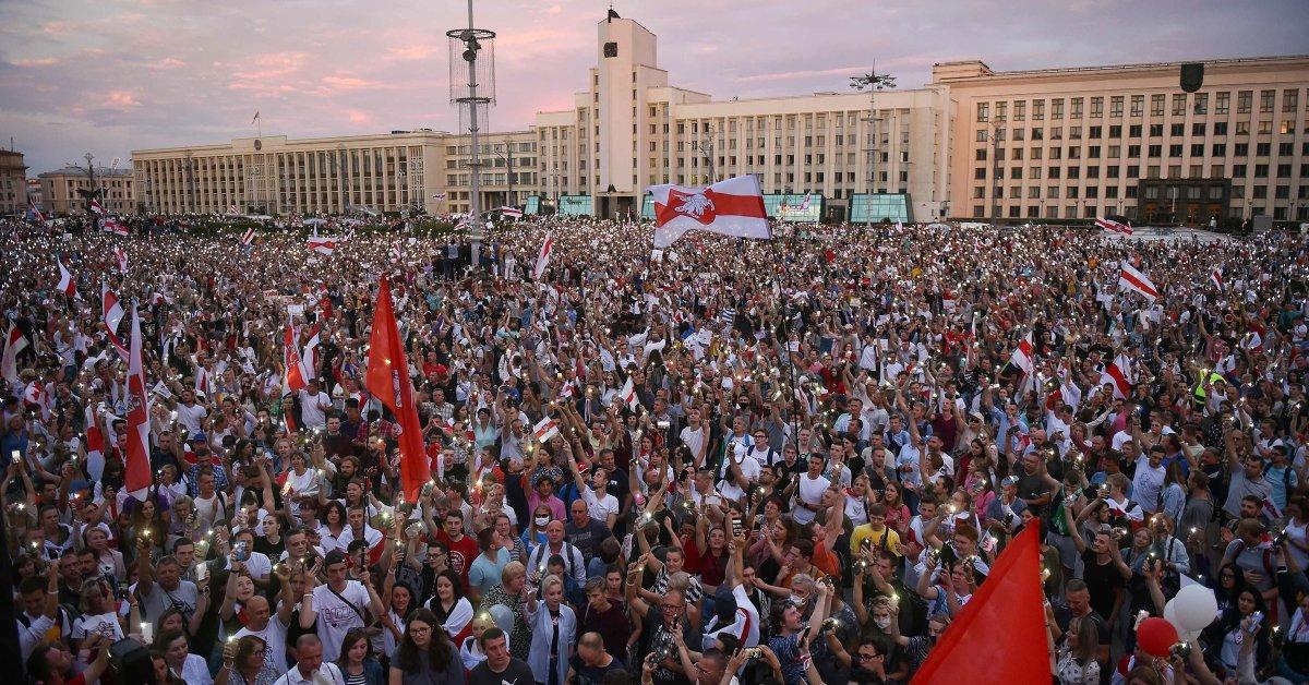 President Lukashenko's Regime in Belarus Under Fire, Pro-Democracy Protestors Persecuted