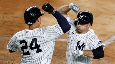 Yankee's Skid Gives Way; Winning Streak and Playoff Berth in the Cards