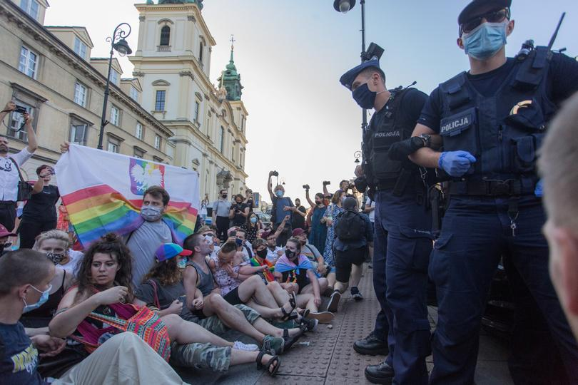 The+Struggle+for+LGBTQ+Rights+in+Poland+Continues