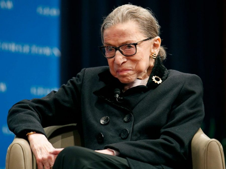 Remembering+an+Icon-+Ruth+Bader+Ginsburg%27s+Legacy