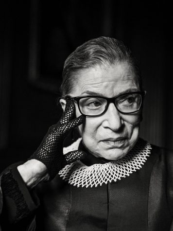 Slightly Audible but Powerfully Spoken: Remembering Supreme Court Justice Ruth Bader Ginsburg