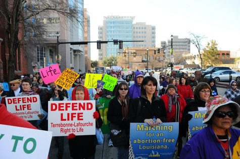 National Feud Over Abortion Laws Intensifies as Louisiana Voters Limit Abortion Protections