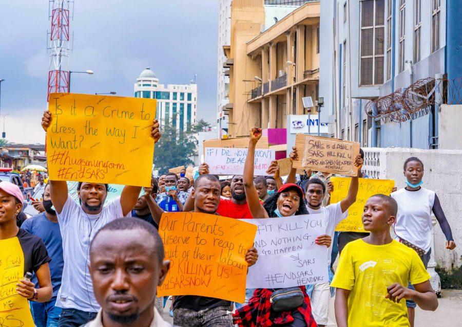 Nigeria, SARS, and the #EndSARS Movement