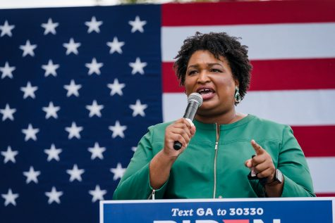 Stacey Abrams: A Voice for Georgia, A Voice for America